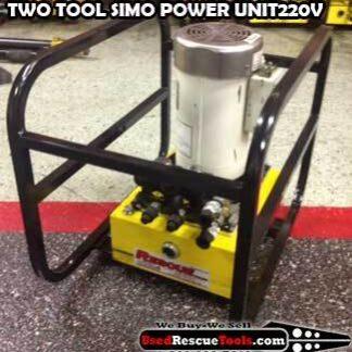 TWO TOOL SIMO POWER UNIT220V